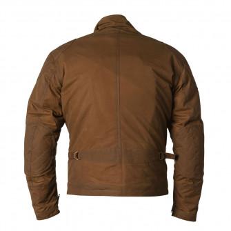 Helstons Hunt Waxed Cotton Oak Jacket