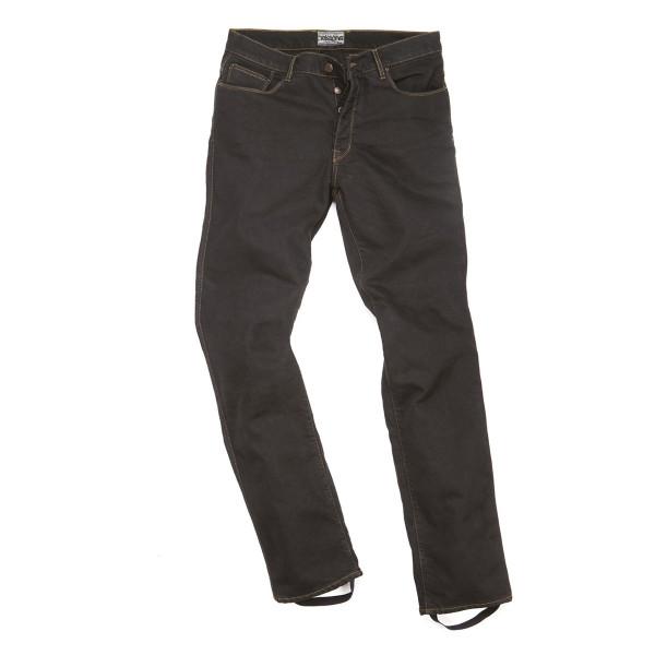 Helstons Corden Black Jeans