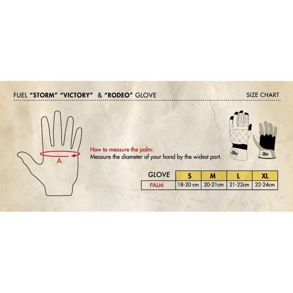 Fuel Moto X Gloves