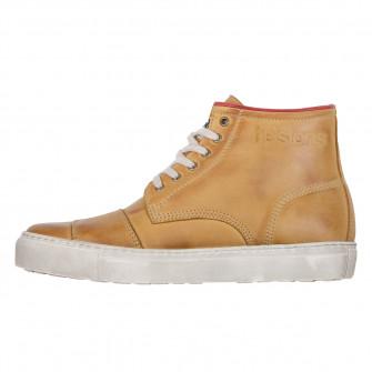 Helstons C5 Nubuck Peach Boots