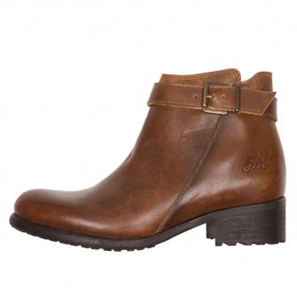Helstons Ladies Lisa Brown Boots