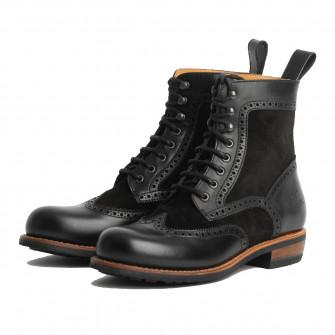 Rokker Frisco Brogue Boot - Men