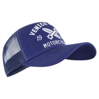Rokker Venice Custom Trucker Cap Blue
