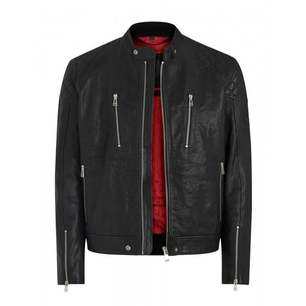 Belstaff Cheetham Leather Jacket