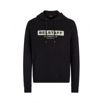 Belstaff Lister Hoodie - Black