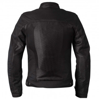 Helstons Ladies Spring Mesh Jacket - Black