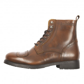 Helstons Travel Boots Tan