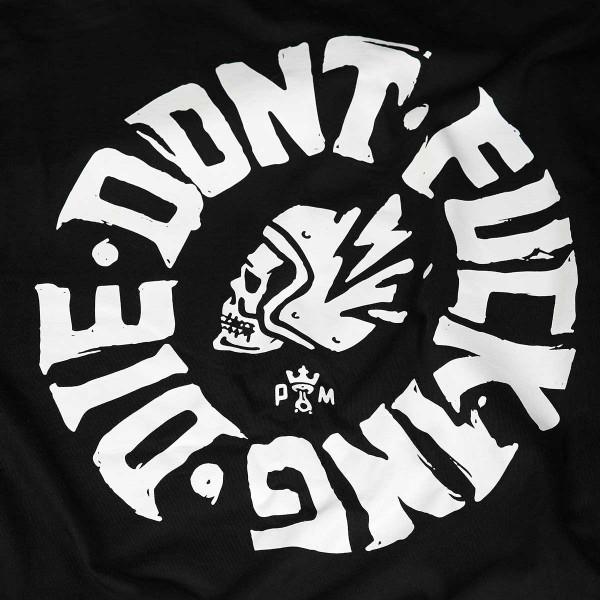 Pando Moto Mike Don't Die Unisex T-Shirt