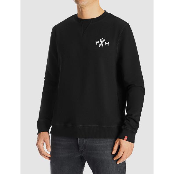 Pando Moto John Tiger 01 Unisex Sweatshirt