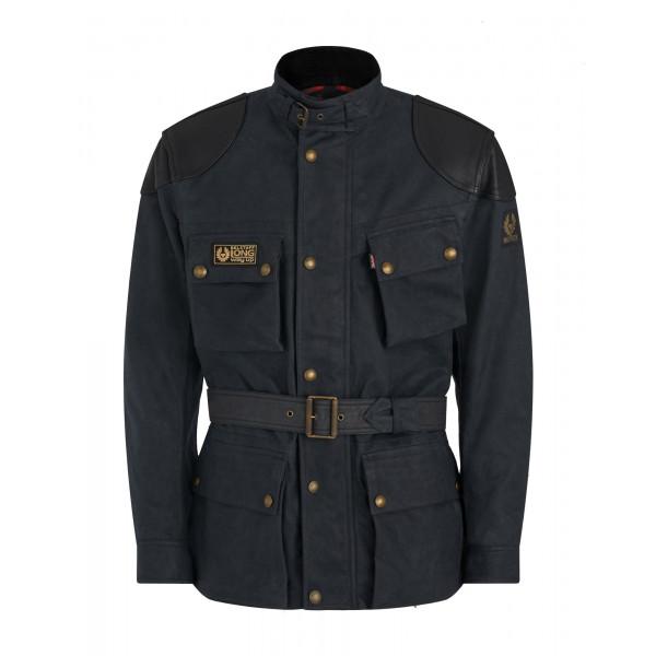 Belstaff Long Way Up McGregor Pro Waxed Cotton Jacket