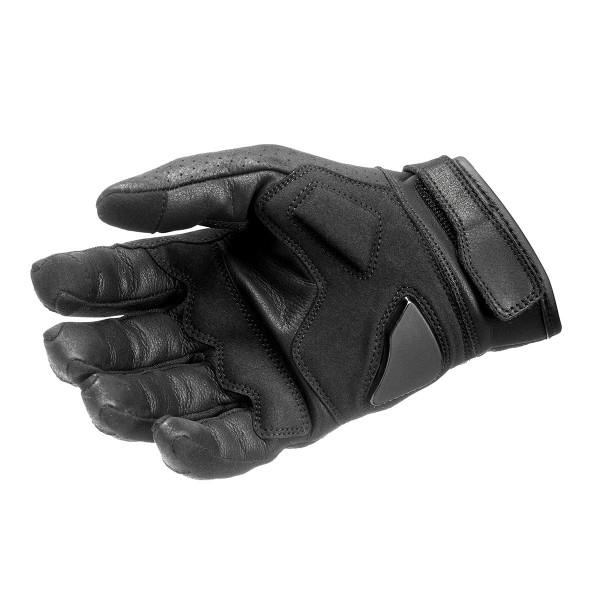 Pando Moto Onyx Black 1 Gloves
