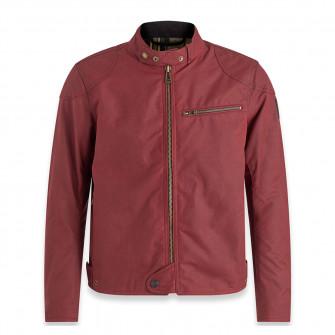 Belstaff Ariel Pro Waxed Cotton Jacket - Racing Red