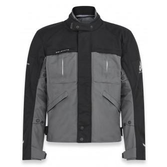 Belstaff Highway Jacket Dark Grey Black
