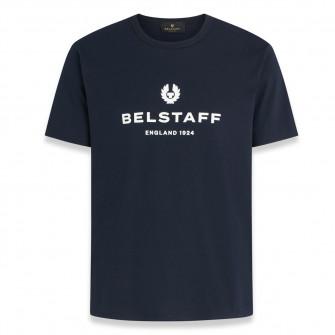 Belstaff 1924 T-Shirt Dark Ink