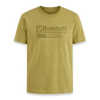 Belstaff Trialmaster T-Shirt Marsh Green