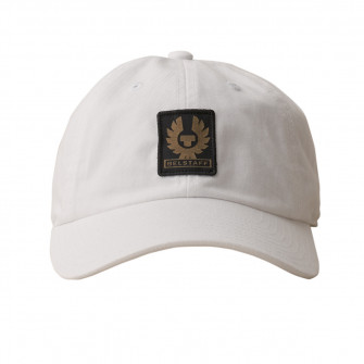 Belstaff Phoenix Logo Baseball Cap - White