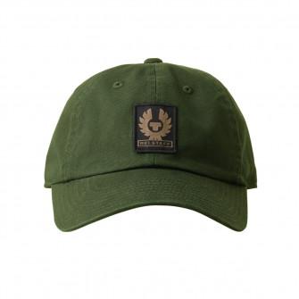 Belstaff Phoenix Logo Baseball Cap - Rifle Green