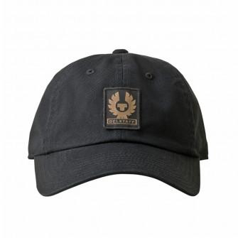 Belstaff Phoenix Logo Baseball Cap - Black