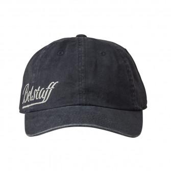 Belstaff Script Logo Baseball Cap - Navy