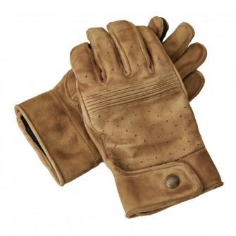 Belstaff Montgomery Goatskin Gloves - Sand