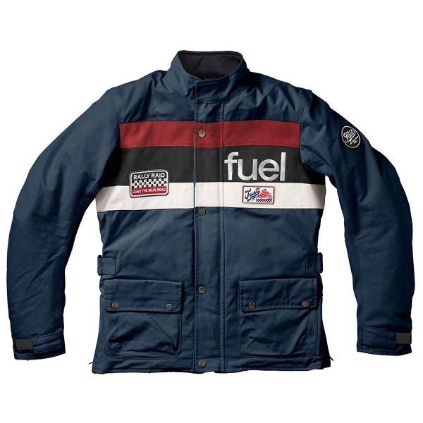 Fuel Rally Raid Jacket Petrol