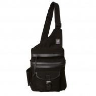 Belstaff Holdster Bag Canvas Black