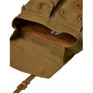 Belstaff Messenger Bag Canvas Beige