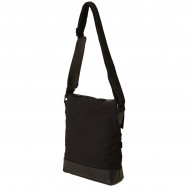 Belstaff Travel Bag Canvas Black