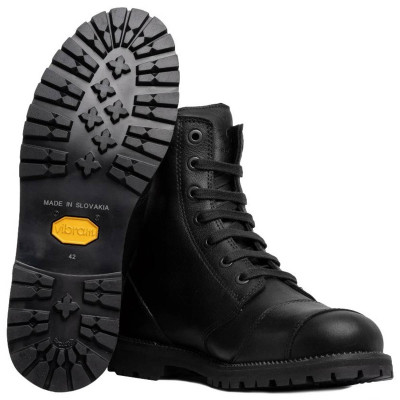 Belstaff Resolve Boots - Black
