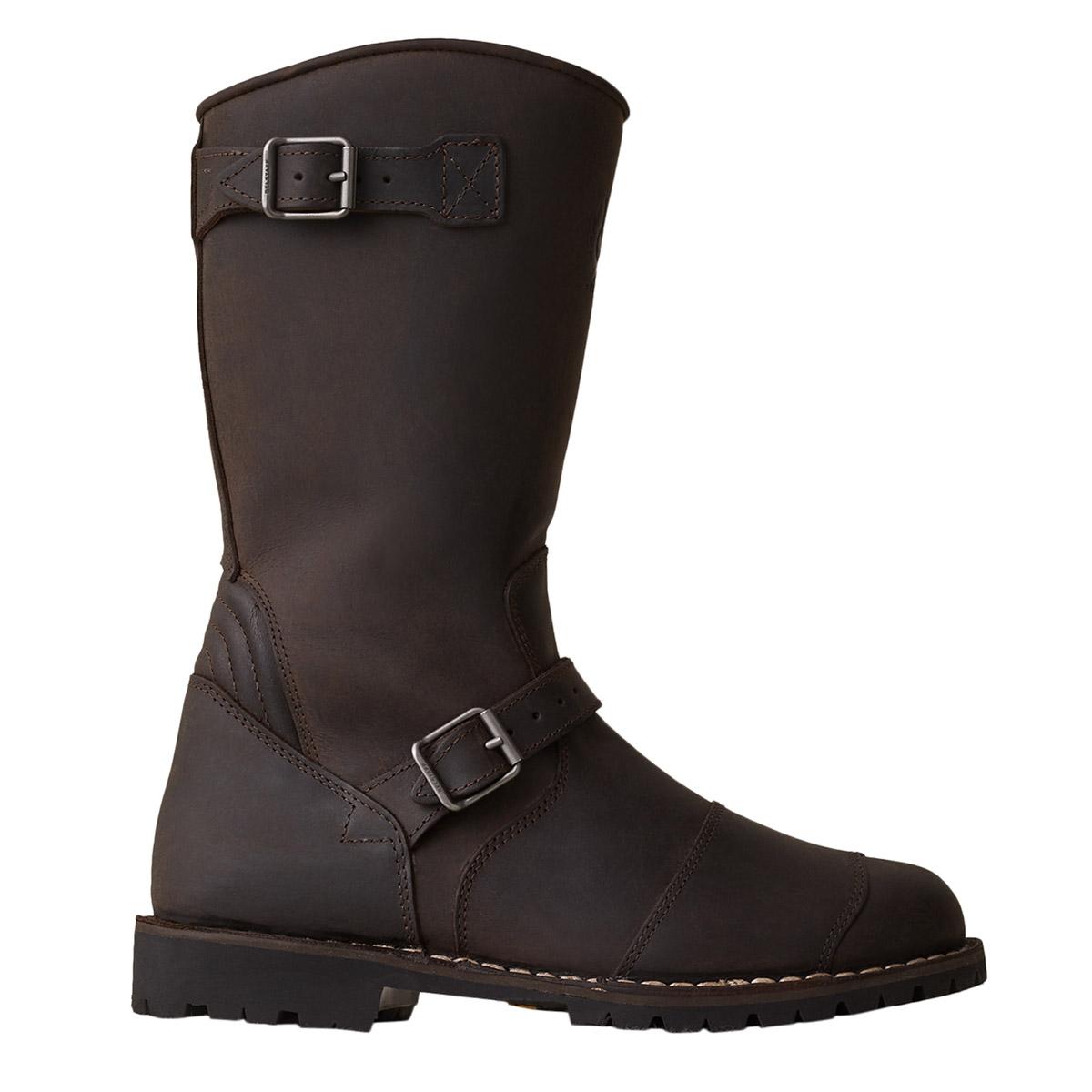 Belstaff Endurance Boots - Black / Brown