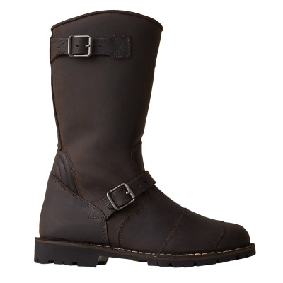 Belstaff Endurance Boots - Black / Brown