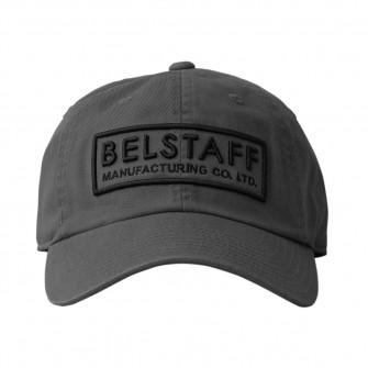 Belstaff Box Logo Baseball Cap - Charcoal