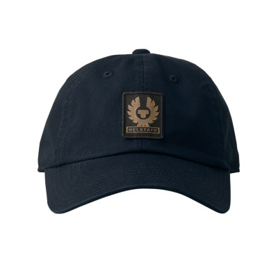 Belstaff Phoenix Logo Baseball Cap - Classic Blue
