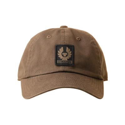 Belstaff Phoenix Logo Baseball Cap - Khaki