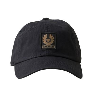 Belstaff Phoenix Logo Baseball Cap - Navy