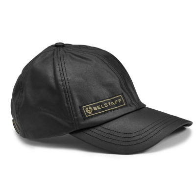 Belstaff Waxed Cotton Cal Cap
