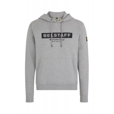 Belstaff Lister Hoodie - Grey
