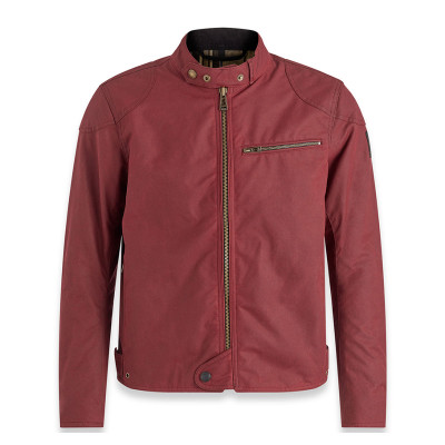 Belstaff Ariel Pro Jacket - Racing Red