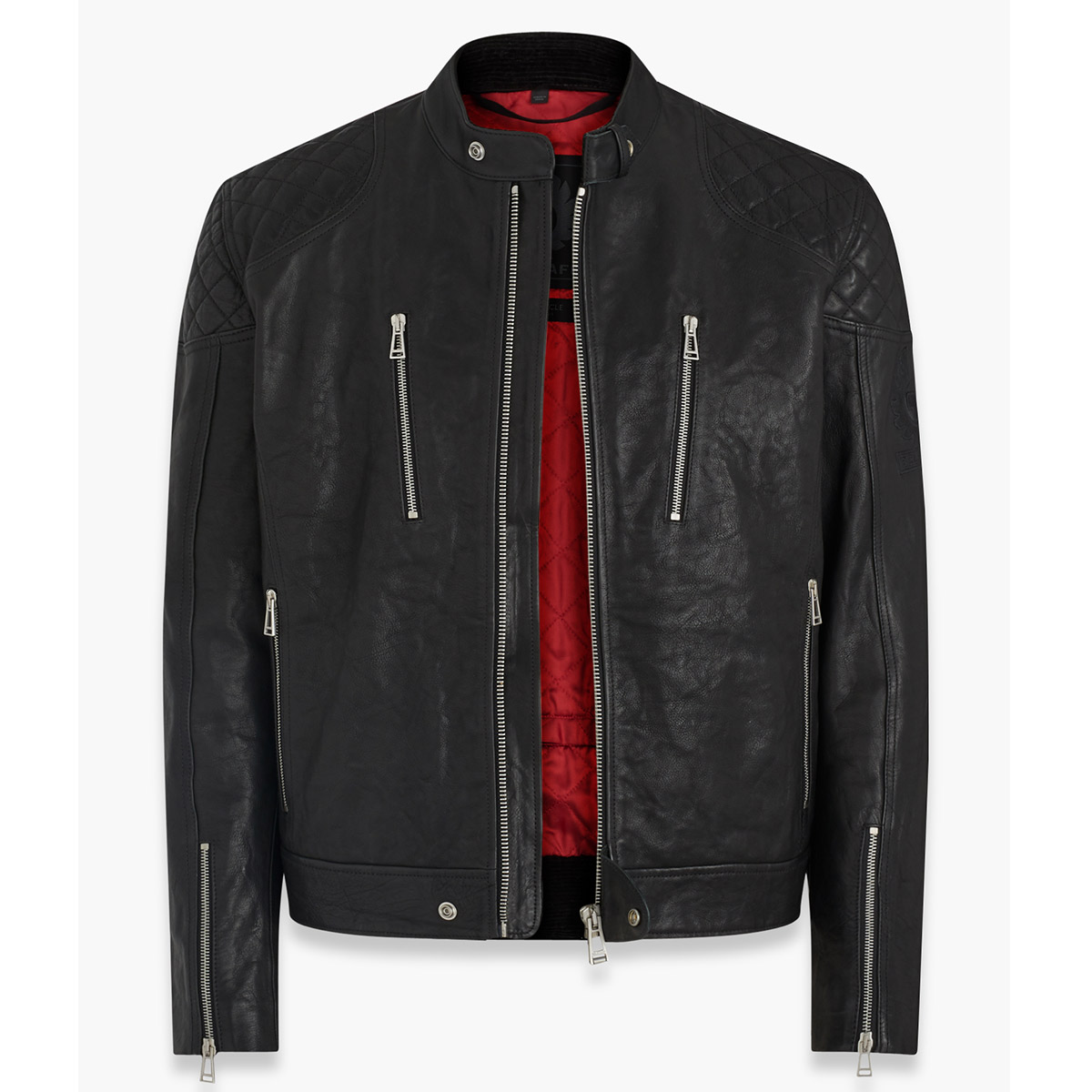 Belstaff Cheetham Leather Jacket
