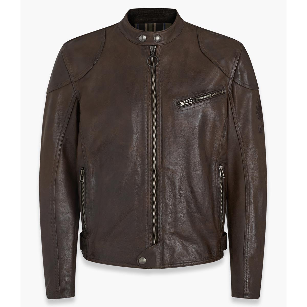 Belstaff Supreme Leather Jacket