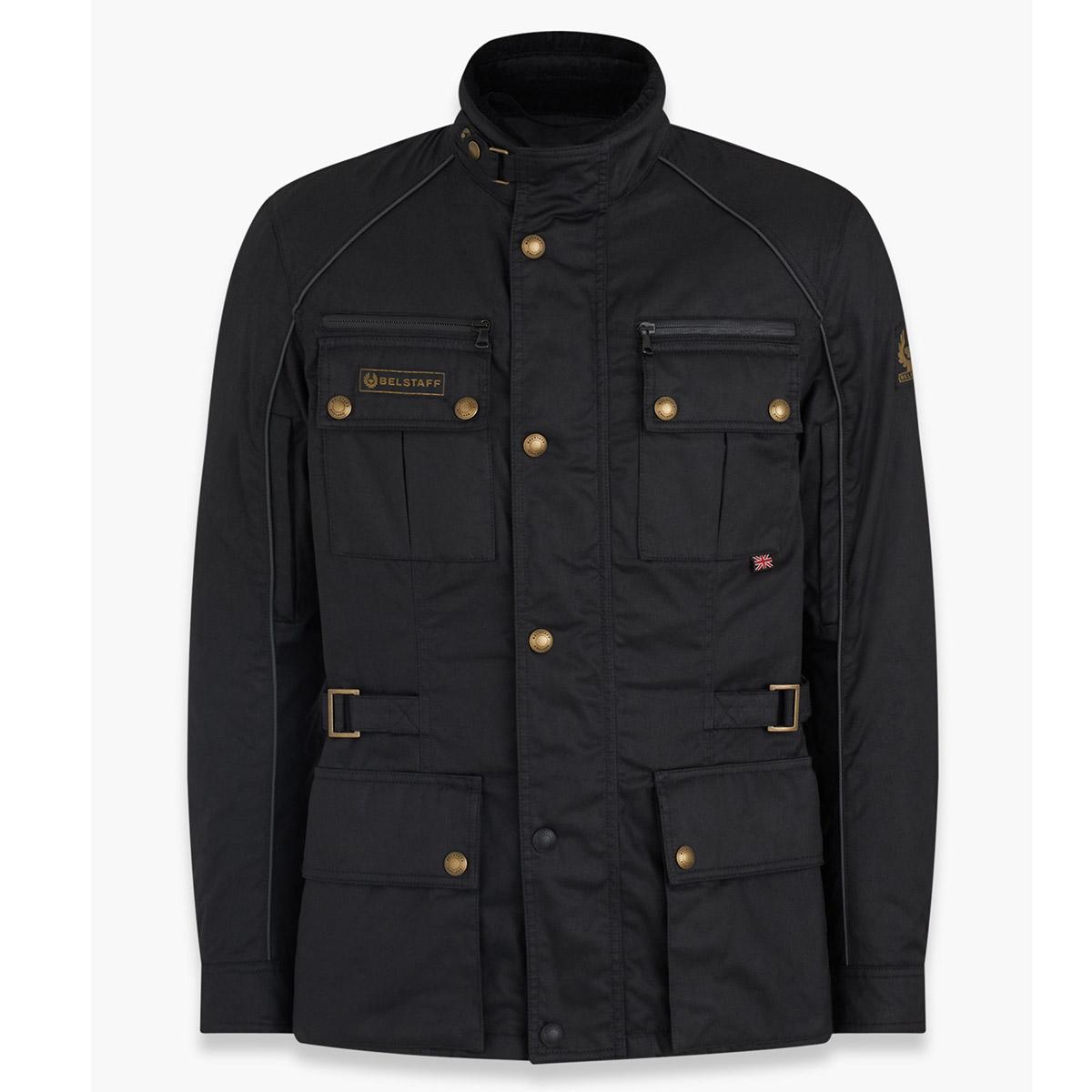 Belstaff Tourmaster Pro 2.0 Waxed Cotton Jacket