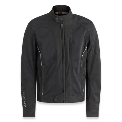 Belstaff Tower Mesh Jacket - Black
