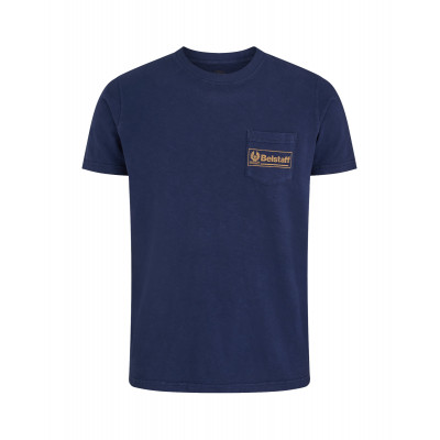 Belstaff Lewis T-Shirt - Bright Navy