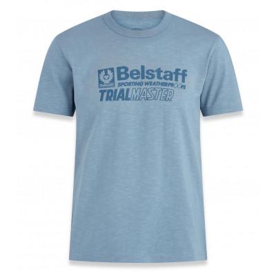 Belstaff Trialmaster T-Shirt Light Indigo