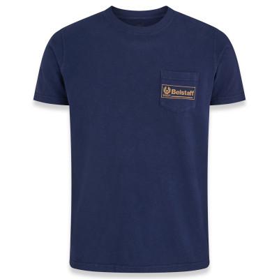 Belstaff Lewis T-Shirt - Bright Navy