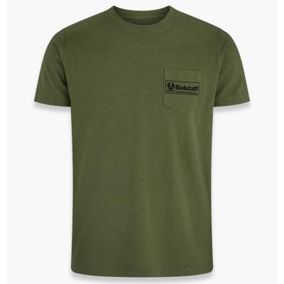 Belstaff Lewis T-Shirt - Olivine
