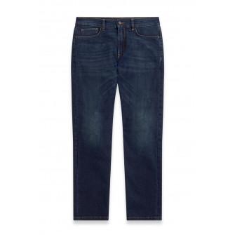 Belstaff Poplar Denim Jeans Washed Indigo