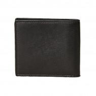 Belstaff Bi-Fold Wallet Leather Black