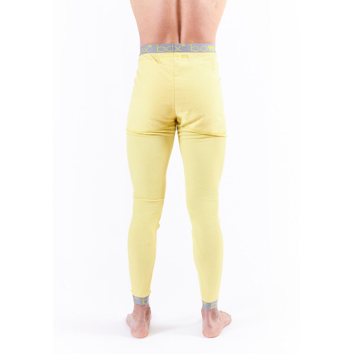 Bowtex Standard Leggings - Yellow