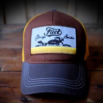 Fuel Garage Cap